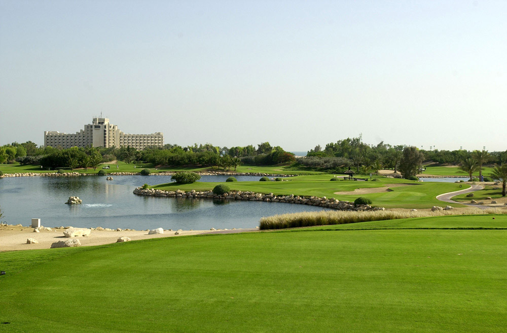 Palm Tree Court and Spa Golf CourseDubai
