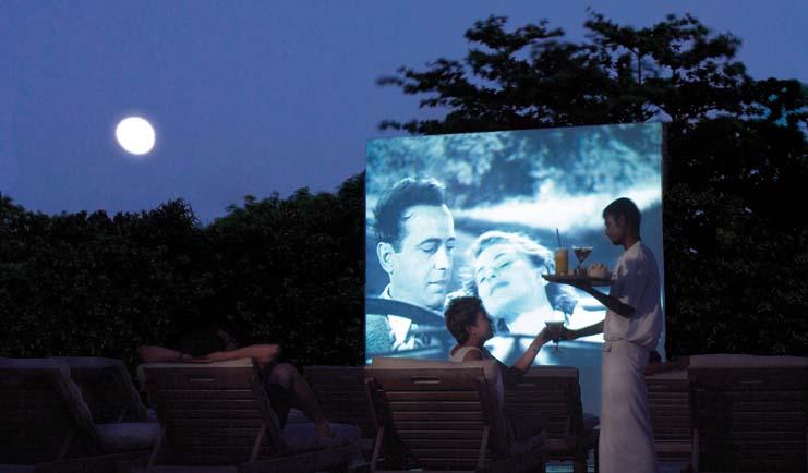 Soneva Fushi by Six Senses Cinema Paradiso