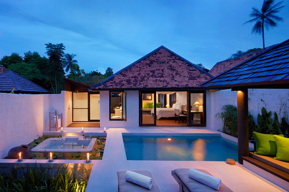Pool Villa at Evason Hua Hin, Khirikhan, Thailand
