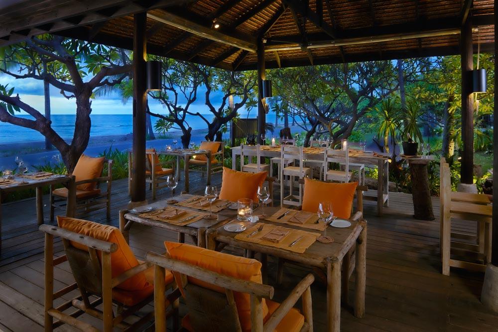 Coast restaurant at Evason Hua Hin, Khirikhan, Thailand