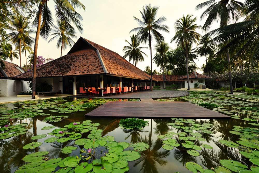 Kieng Sah Restaurant at Evason Hua Hin, Khirikhan, Thailand