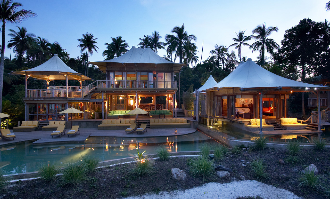 Soneva Kiri by Six Senses Beach Residence Exterior