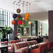 Bar and Lounge at Crosby Street HotelNew York
