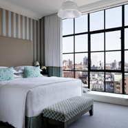 Guestroom at Crosby Street HotelNew York