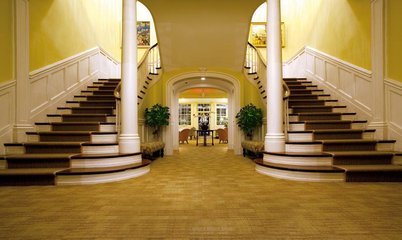 Hallway Entrance at Vanderbilt Grace