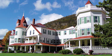The BALSAMS Grand Resort Hotel