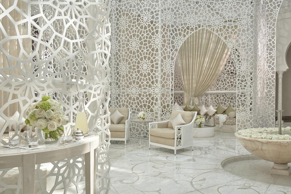 Spa at Royal Mansour Marrakech, Morocco