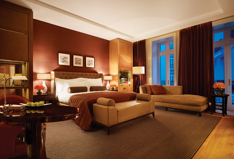Deluxe Junior Suite at Corinthia Hotel London