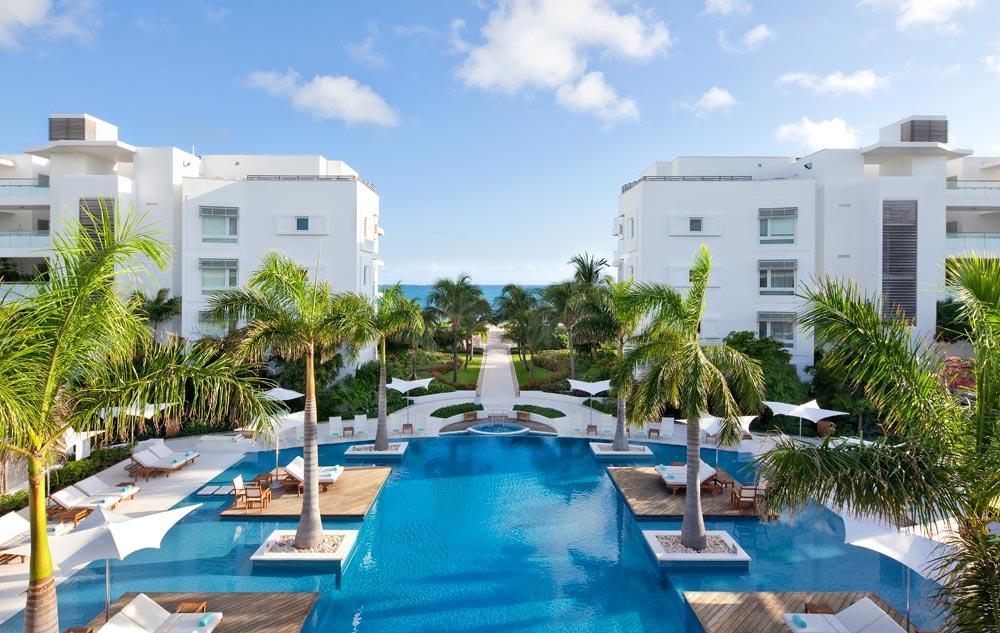 Gansevoort Turks & Caicos Infinity Pool