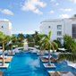 Infinite Edged 7000 Square Foot Pool at Gansevoort Turks and Caicos, Providenciales, Turks & Caicos Islands