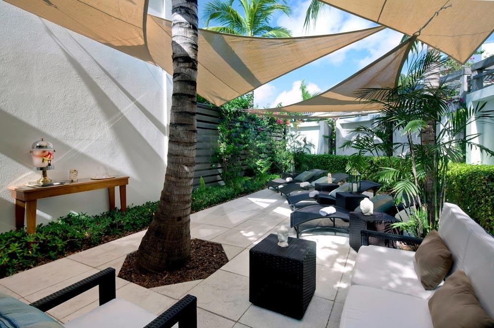 Exhale Spa Garden at Gansevoort Turks and Caicos, Providenciales, Turks & Caicos Islands
