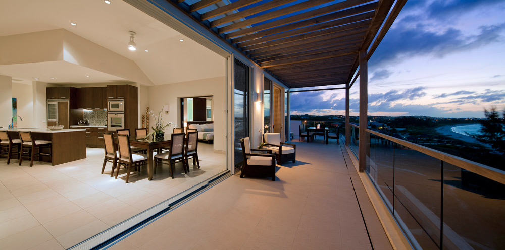 Penthouse Wraparound Terrace at Gansevoort Turks and Caicos, Providenciales, Turks & Caicos Islands