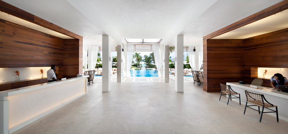 Lobby of Gansevoort Turks and CaicosProvidencialesTurks & Caicos Islands