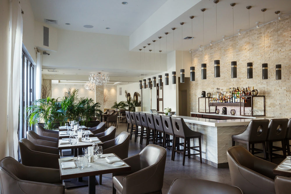 Stelle Bar at Gansevoort Turks and Caicos, Providenciales, Turks & Caicos Islands
