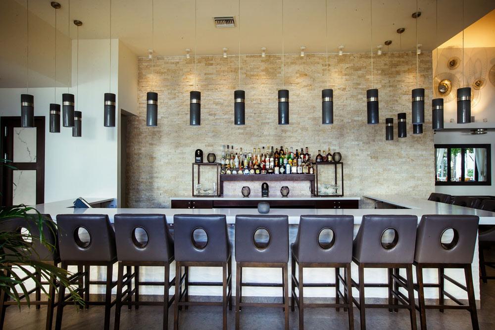 Bar at Gansevoort Turks and Caicos, Providenciales, Turks & Caicos Islands