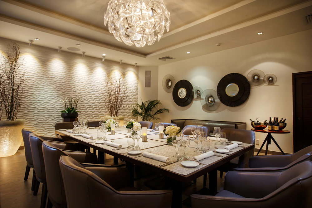 Lounge and Dine at Gansevoort Turks and Caicos, Providenciales, Turks & Caicos Islands