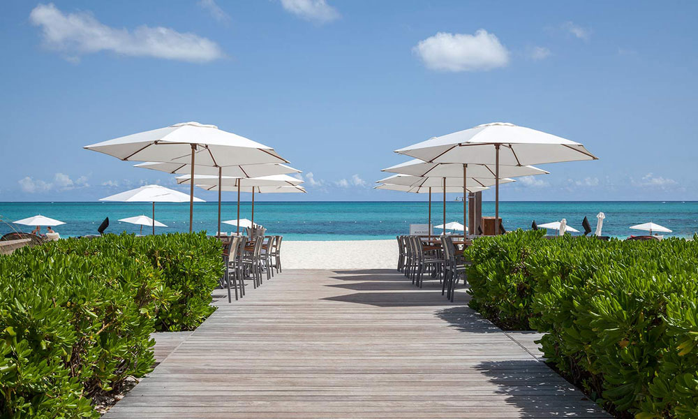 Boardwalk at Gansevoort Turks and CaicosProvidencialesTurks & Caicos Islands