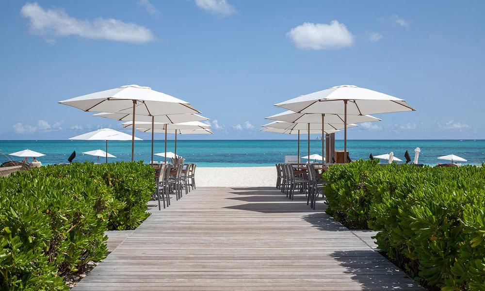 Boardwalk at Gansevoort Turks and Caicos, Providenciales, Turks & Caicos Islands