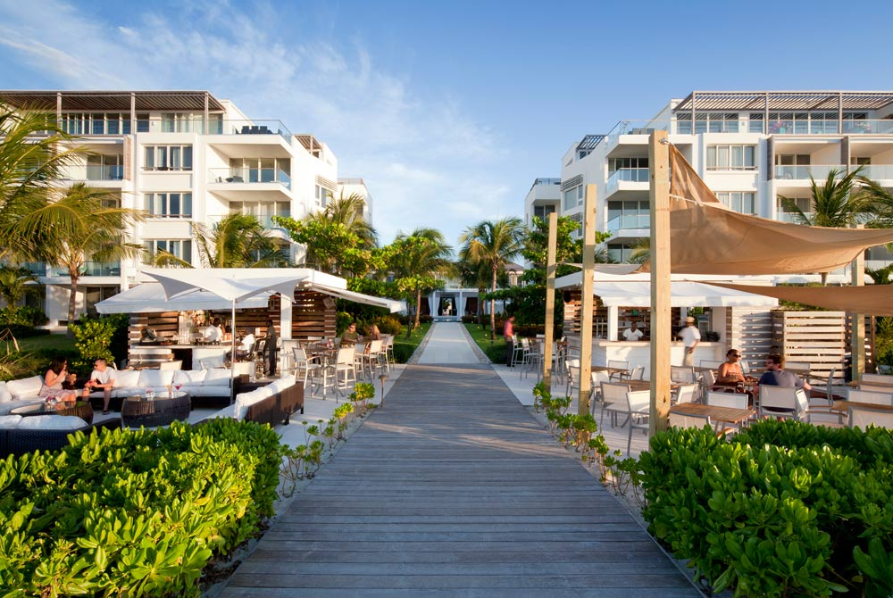 Beach Bar Grill at Gansevoort Turks and Caicos, Providenciales, Turks & Caicos Islands
