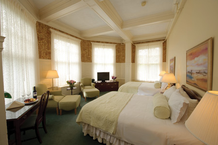 Cranwell Resort Spa and Golf Club
