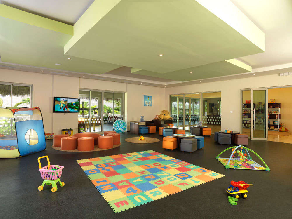 Kids Zone at The Reserve at Paradisus Palma RealDominican Republic