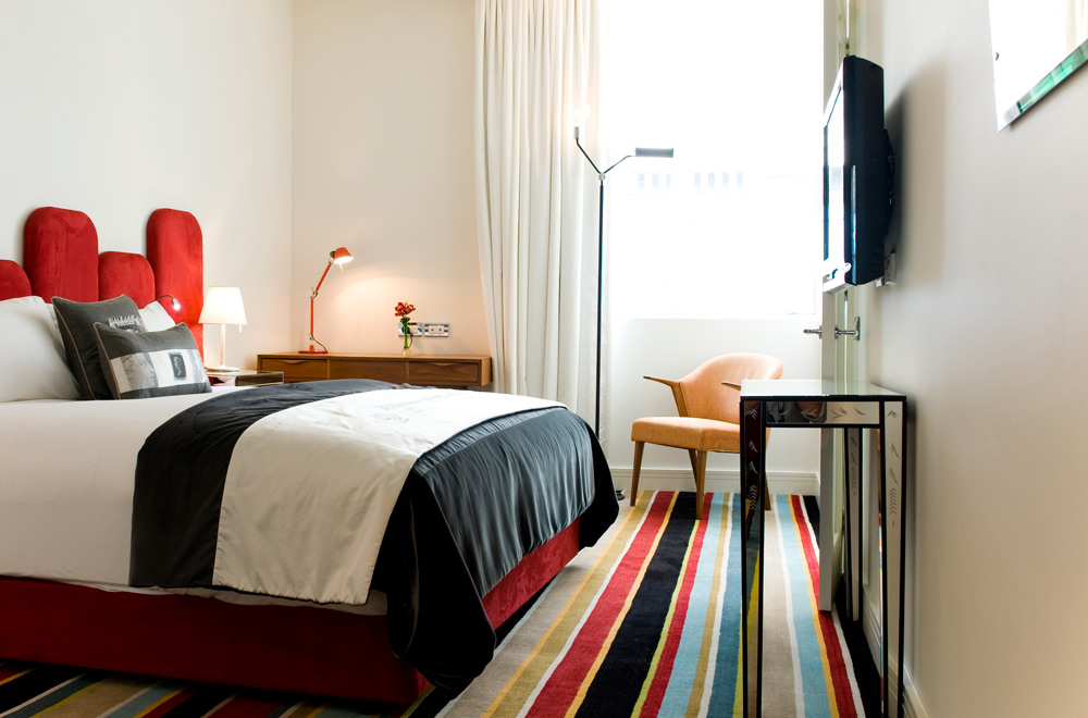 Single Level Loft Suite at of Hotel DeBrett Auckland
