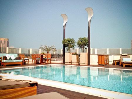 Kempinski Nile Hotel Garden City Cairo