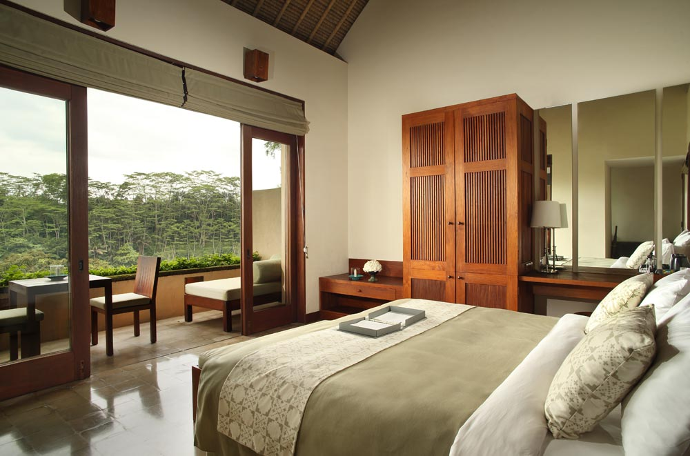 Superior Guest Room at Alila Ubud
