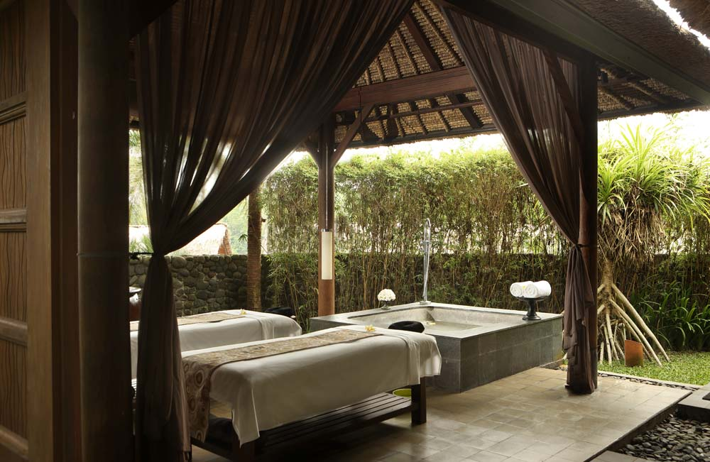 Spa at Alila Ubud