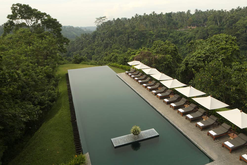 Pool at Alila Ubud