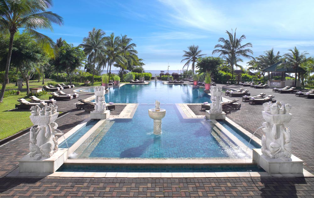 Pool at Angsana Resort BintanIndonesia