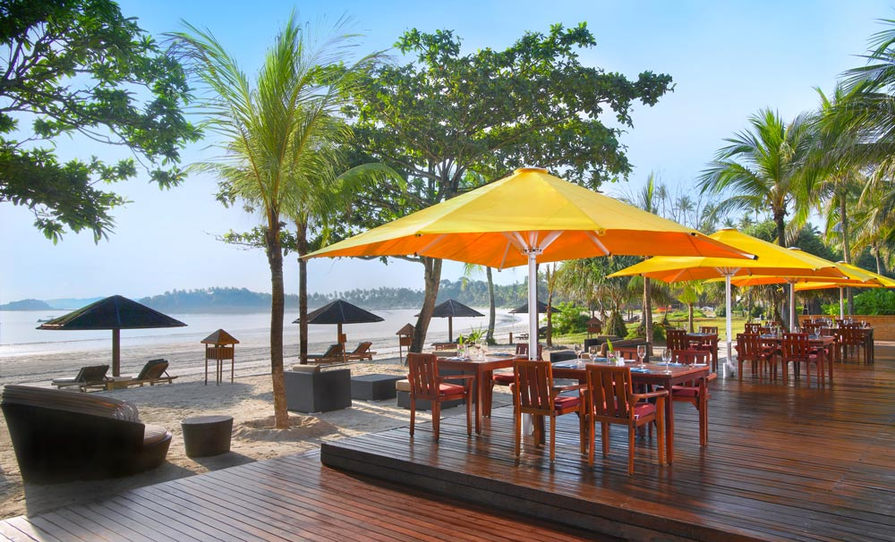 Pantai Grill at Angsana Resort BintanIndonesia