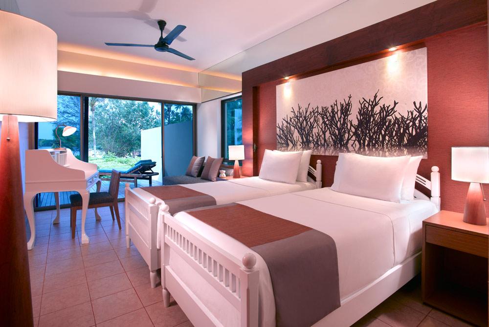 Angsana Suite Twin GuestroomAngsana Resort BintanIndonesia