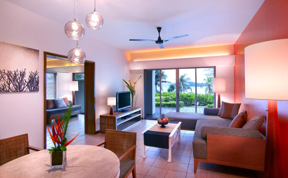 Angsana Suite Living RoomAngsana Resort BintanIndonesia