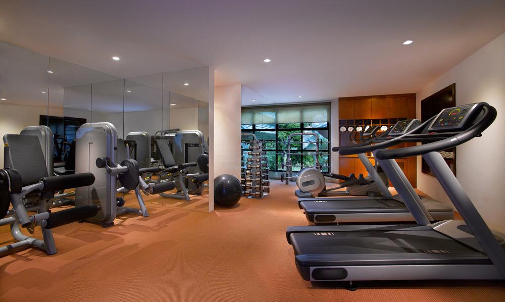 Fitness CenterAngsana Resort BintanIndonesia