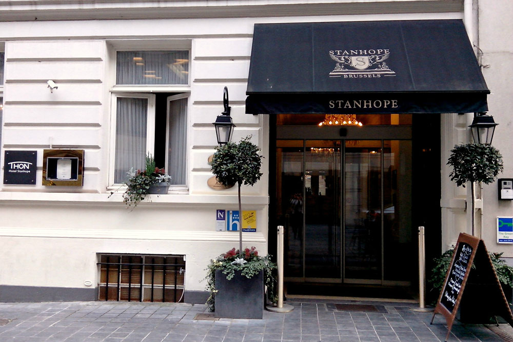 Stanhope HotelBrusselsBelgium