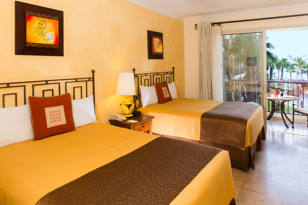 Two Bedroom Suite Double Guestroom atVilla Del Arco Beach Resort And Grand SpaCabo San Lucas