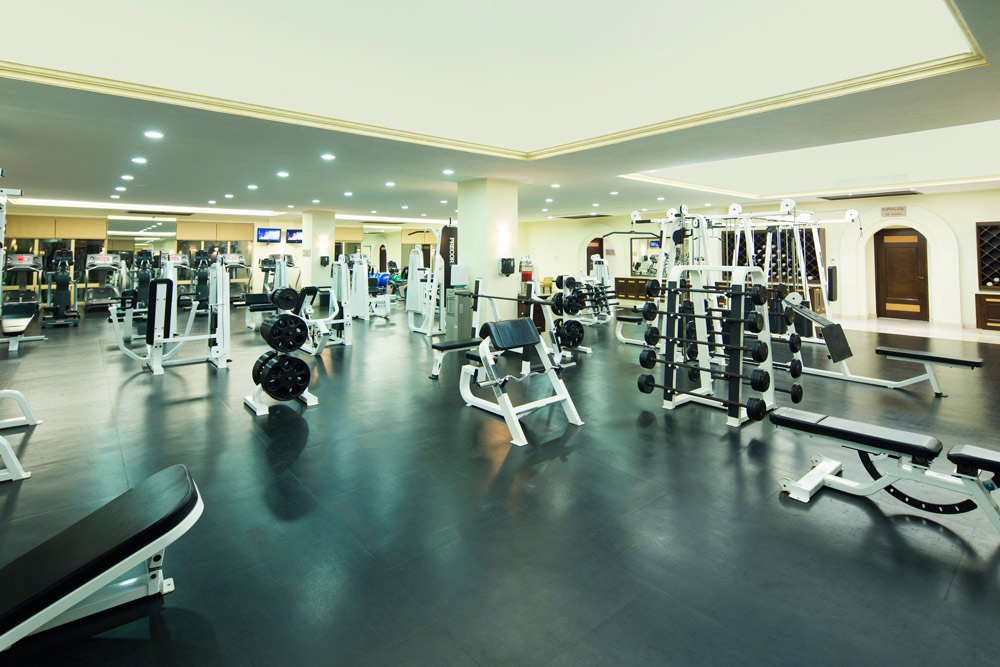 Fitness Center at Villa Del Arco Beach Resort And Grand SpaCabo San Lucas