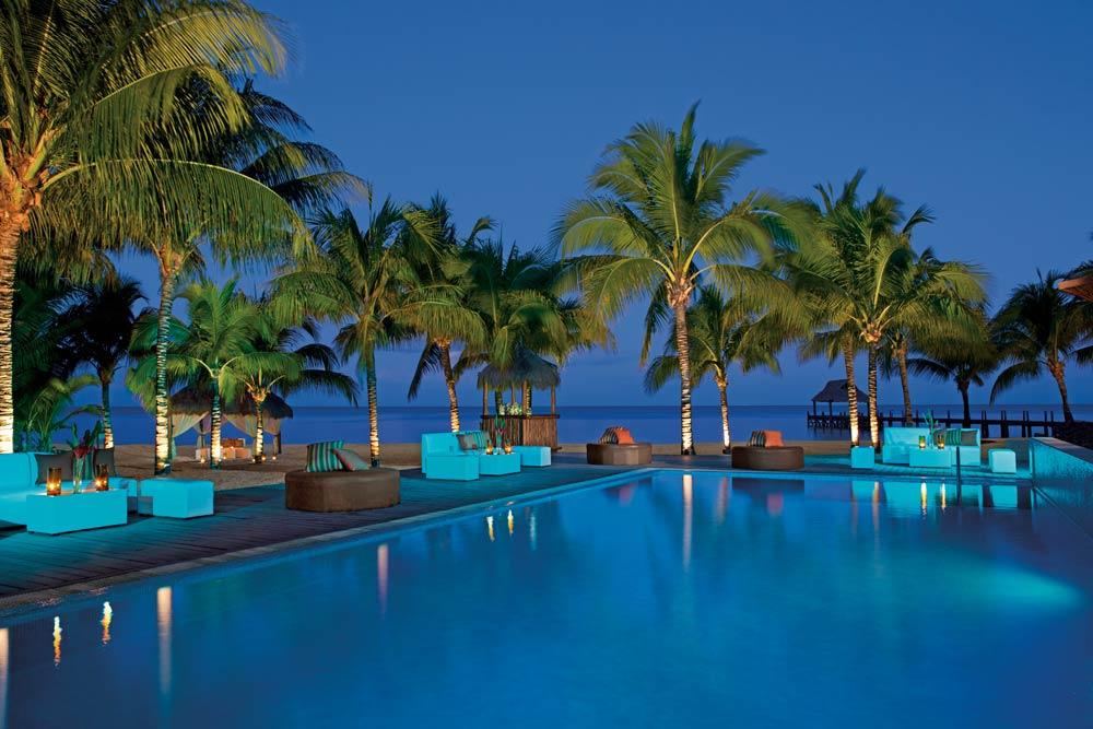 Pool at Aura Cozumel Grand Resort