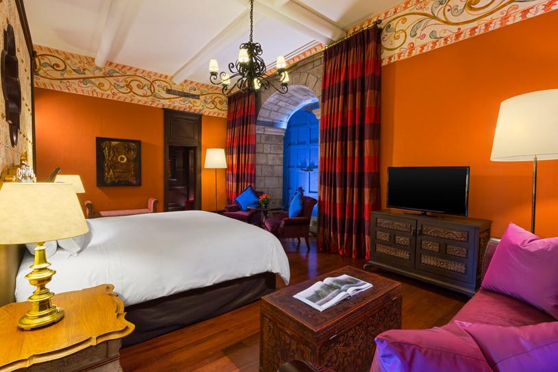 Palacio del Inka Cuatro Bustos Senior Suite