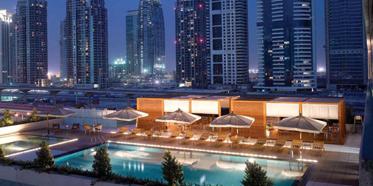 The Radisson Blu Residence Dubai Marina