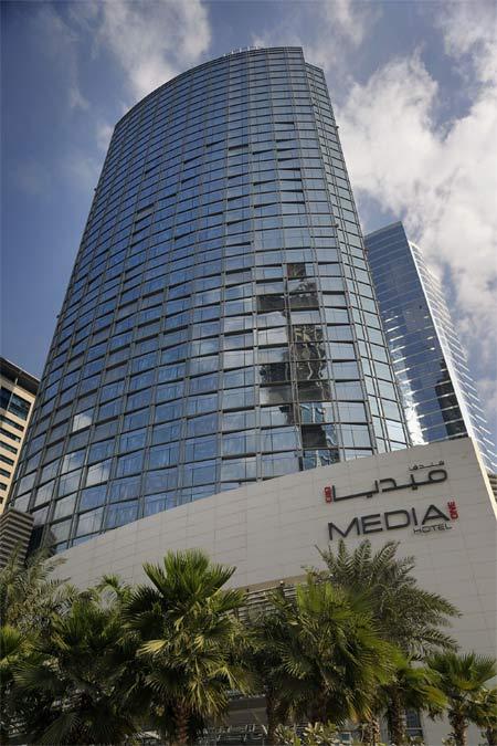 Media one hotel dubai dubai five star alliance for Dubai 5 star hotels rates