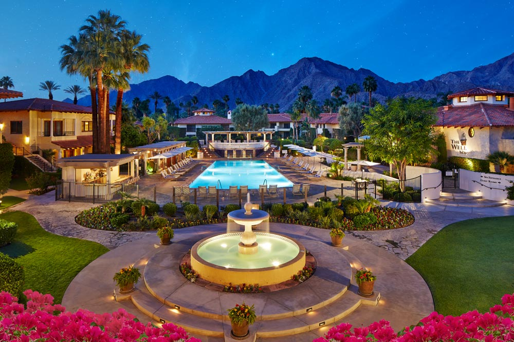 Miramonte Resort and Spa, Indian Wells, CA
