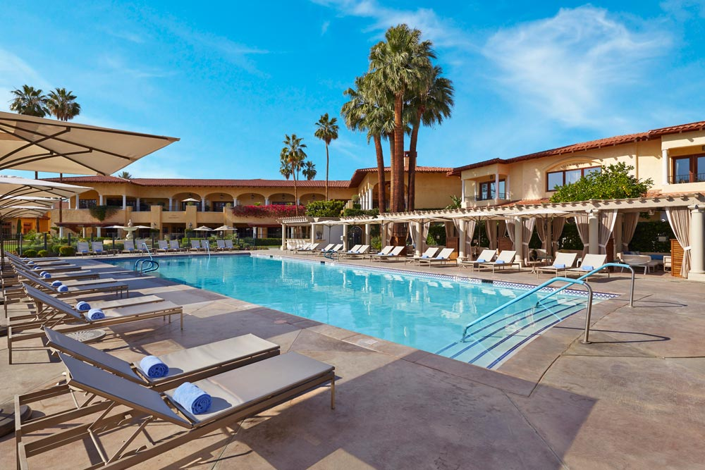 Pool at Miramonte Resort and Spa, Indian Wells, CA