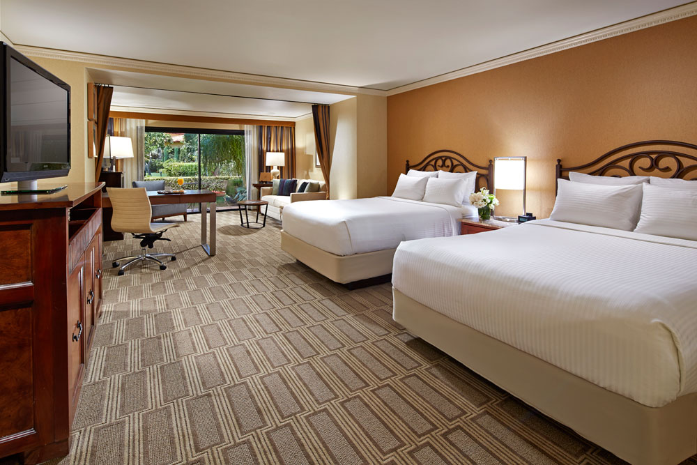 Double Guestroom at Miramonte Resort and Spa, Indian Wells, CA