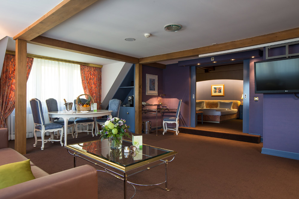 Royal Suite at Lindner Grandhotel Beau RivageSwitzerland