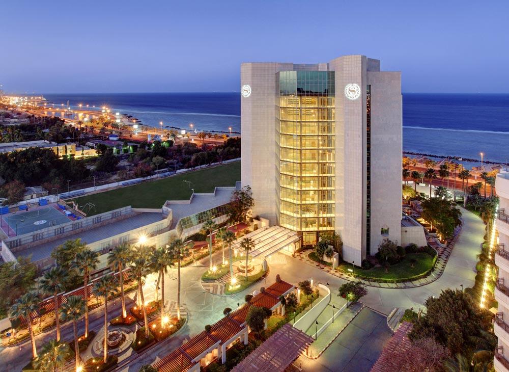 Jeddah Sheraton HotelJeddahSaudi Arabia