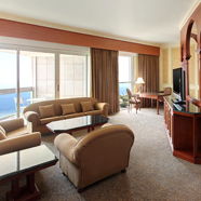 Amiri Suite Living Area at Jeddah Sheraton HotelJeddahSaudi Arabia