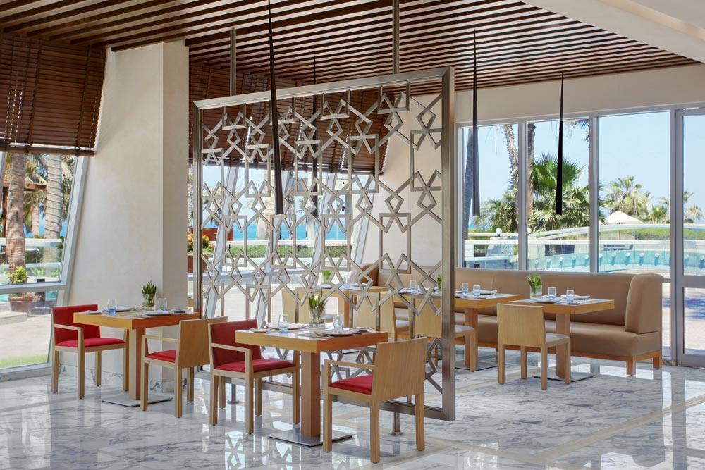 Dining at Jeddah Sheraton HotelJeddahSaudi Arabia