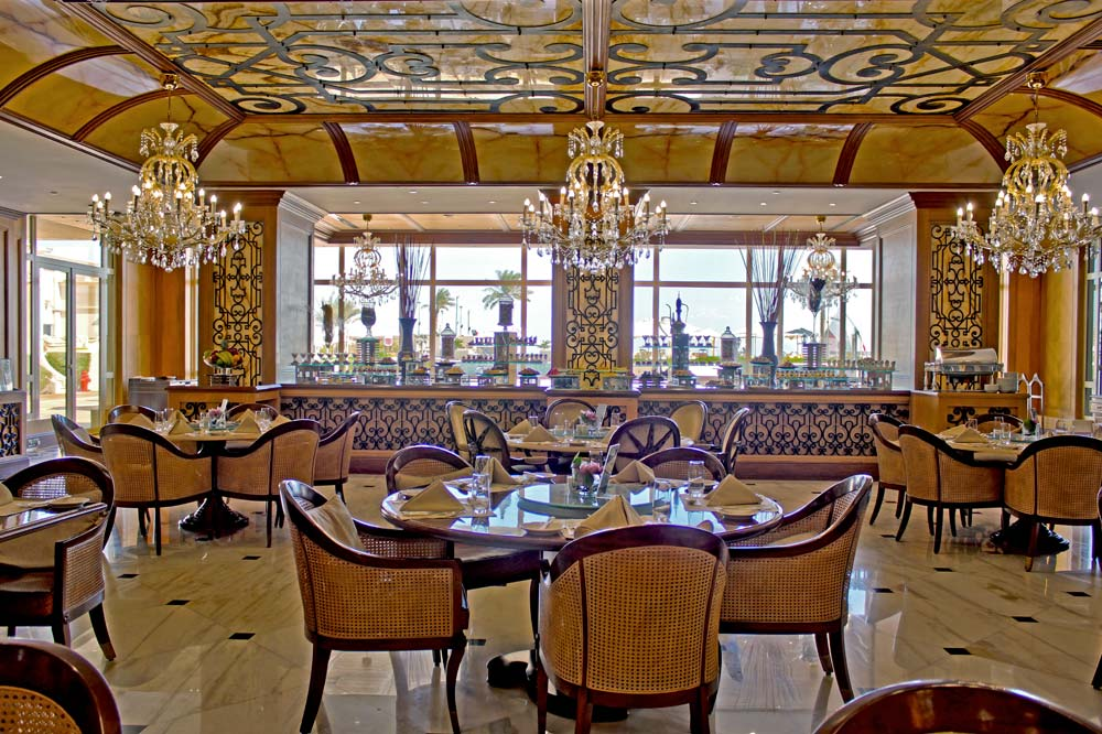 Dining Room at The Regency Hotel Kuwait